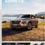 catalogo Auto santa Fe 2019