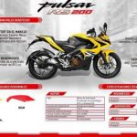 Catalogo  Pulsar rs 200 2020 | Peru