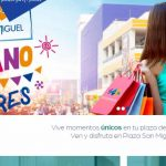 Centro comercial plaza san miguel | tiendas , horarios