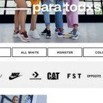 catalogo Paris Zapatillas Marzo 2020