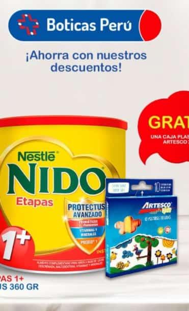 catalogo Boticas Peru Agosto 2020