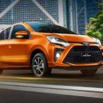 catalogo Toyota AGYA 2021 Peru