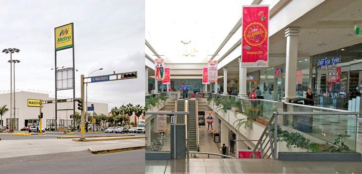 Plaza Lima sur