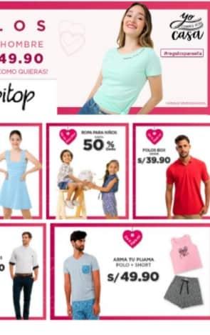 Catalogo Topitop online - febrero 2021