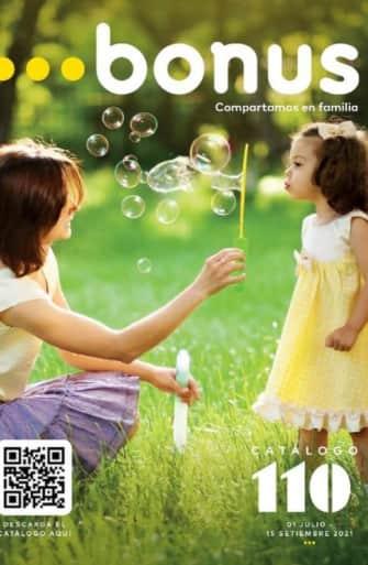 Catalogo bonus compartamos en familia 2021