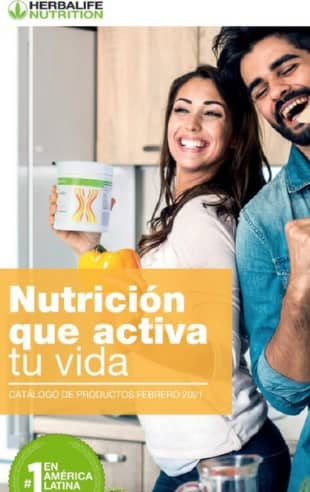 Catalogo Herbalife 2021 Peru