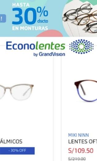 Catalogo Econolentes Setiembre 2021